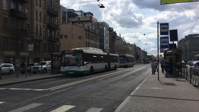 В Петербурге сократят 40 маршрутов
