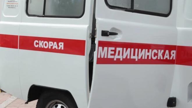 В Петербурге иномарка насмерть сбила пенсионера в канун Нового года