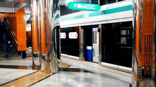 В Петербурге станцию метро