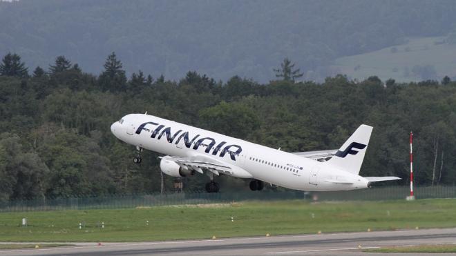Finnair включил в расписание полётов Петербург