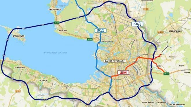 Главгосэкспертиза России одобрила проект включения ЗСД в состав Широтной магистрали