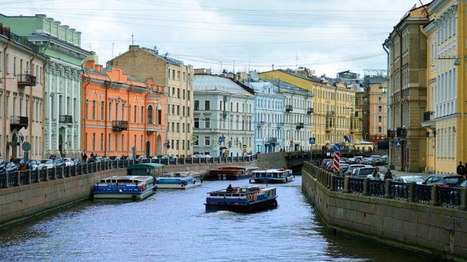 Аномально низкое давление ожидается в Петербурге 10 сентября