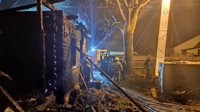 В Смоленской области в пожаре погибли 5 детей и 2 взрослых