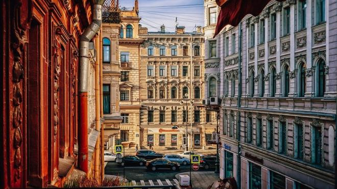 Лимит солнечных дней в Петербурге подошел к концу