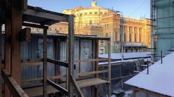 Петербургскую консерваторию отреставрируют к концу 2025 году