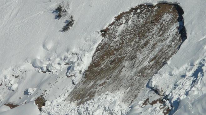 Юная петербурженка попала под лавину в Хибинах