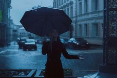 В Петербурге в субботу выпало рекордное количество осадков