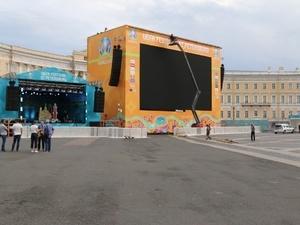 В Эрмитаже посчитали оскорбительным создание фан-зоны Евро-2020 на Дворцовой
