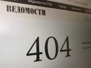 Статья Ивана Сафронова исчезла с сайта издания