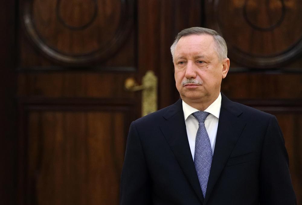 Губернатор поблагодарил священнослужителей за помощь петербуржцам в пандемию