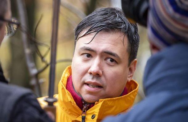 Умер петербургский эколог Рашид Алимов