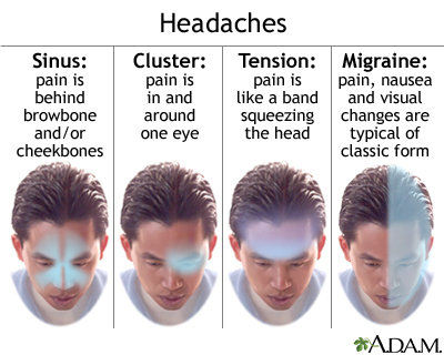 To Clear Sinuses With, a Sinus Headache, can It  2003276293
