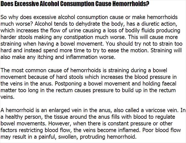 a Cure for Hemorrhoids Alcohol-and-Hemorrhoids-Bleeding26