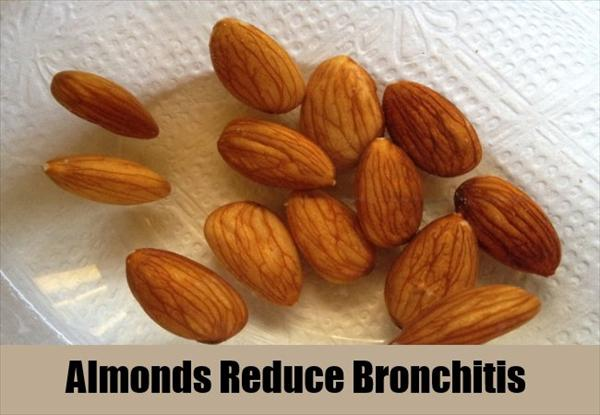 Relief from Bronchitis: Bronchitis Treatment: Home Remedies Almonds-Reduce-Bronchitis71