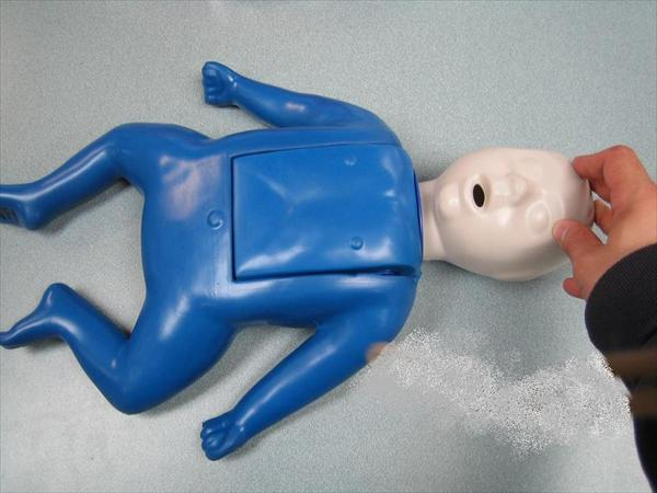 Everything Parents Need to Know CPR-Baby-Manikin