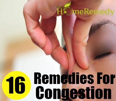 Some Effective Home Remedies for Sinus Problems Congestion13