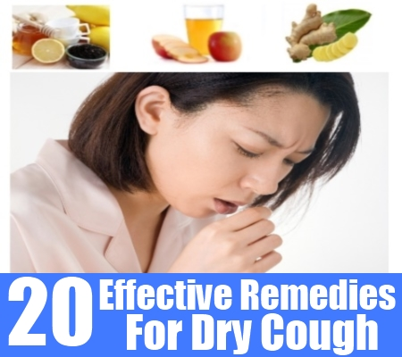 Dry Cough and Dry Cough Causes Dry-Cough