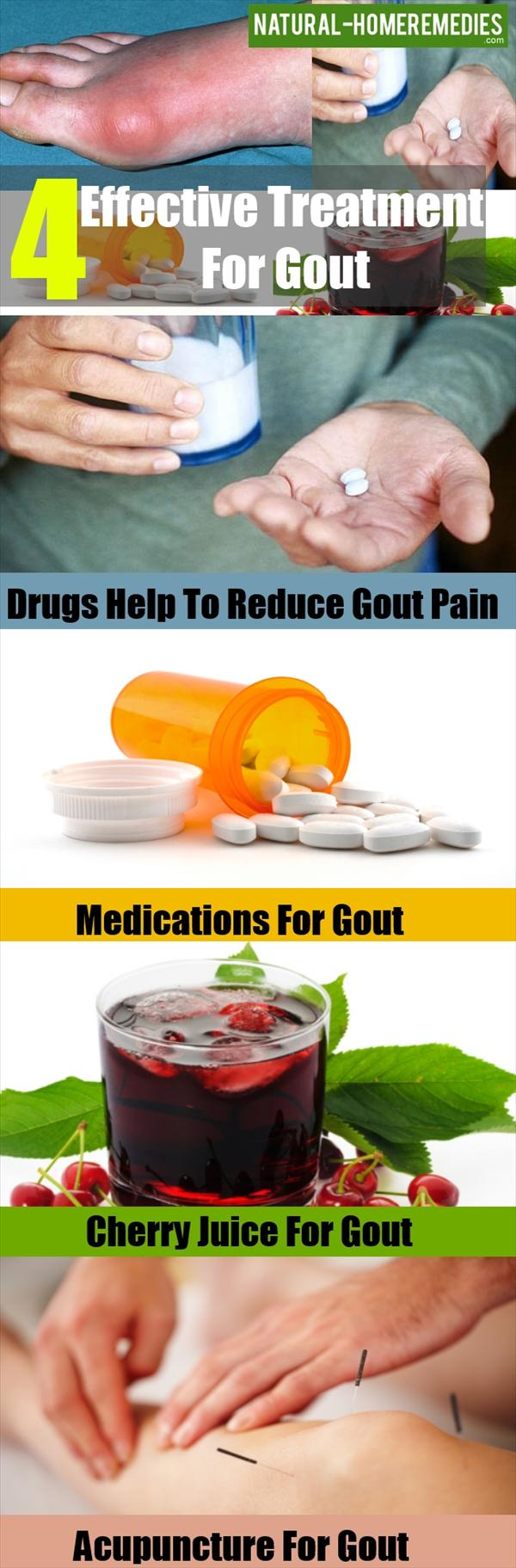 Natural Cure for Gout Treatments Effective-Treatment-For-Gout24