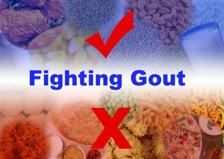 Uric Acid and Symptoms as Well as Therapy for Gout or Joint Gout-Causes-Symptoms-Diagnosis-Treatment-Prevention-And-Medications