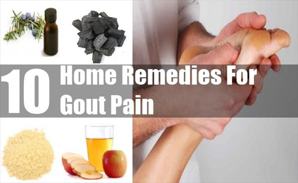 Gout Remedy and Gout Pain Relief Gout-Pain