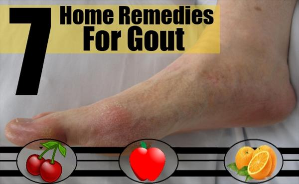 How Do You Treat Gout and Gout Remedy and Prescription Gout2804