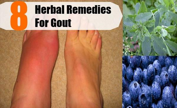 Natural Home Remedies for Gout Herbal-Remedies-For-Gout