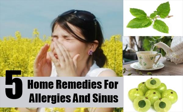 Things to Know about Sinusitis: Definition, Symptoms, Home-Remedies-For-Allergies-And-Sinus