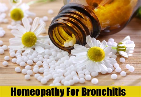 Acute Bronchitis Homeopathic Homeopathy