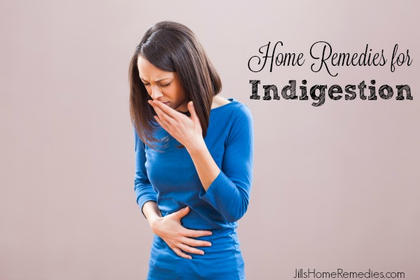House Remedies for Indigestion Indigestion