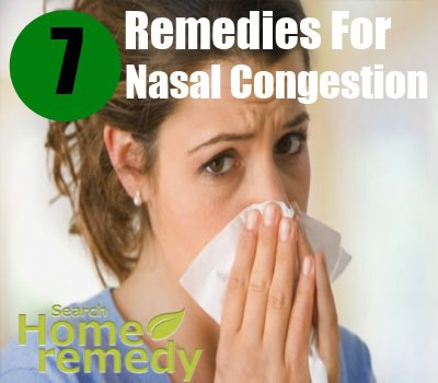 How to Get Rid of Sinus Congestion? Nasal-Congestion