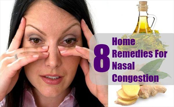 Nasal Congestion and Three Effective Treatment Principles Nasal-Congestion0