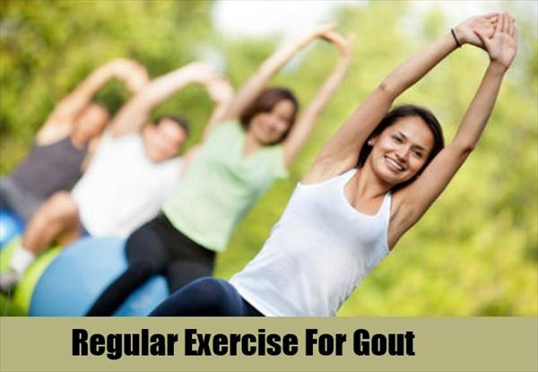 Testing for Gout Regular-Exercise
