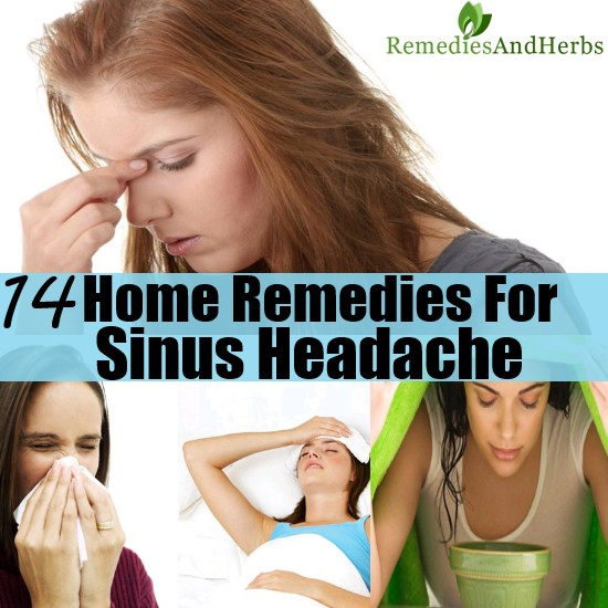 Acute Sinusitis Signs and How to Get Rid of Sinus Headache? Sinus-Headache41