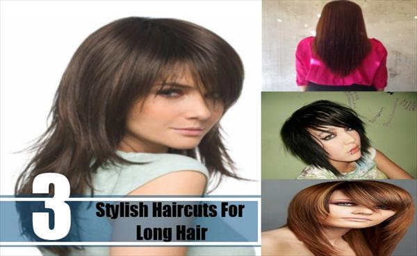 Use Sinusitis Remedies that Suits You Best Stylish-Haircuts-For-Long-Hair