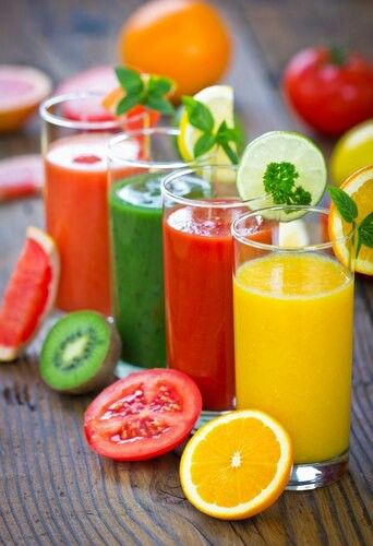 Fruit and Vegetable Juices Aa-d-e-ab-ca
