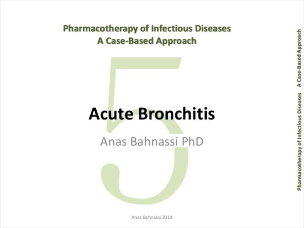 Stop Smoking Bronchitis and Acute Bronchitis and All You Acute-bronchitis