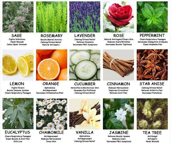 Essential Oils Aromatherapy-essential-oils-chart93