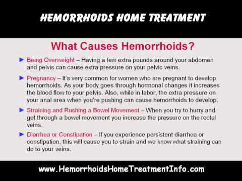 Annoying Annoying Hemorrhoids! Big-ck