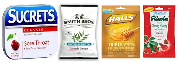 Breakthrough Bronchitis Relief and Cough Drops During Coughdrops-Lozenges