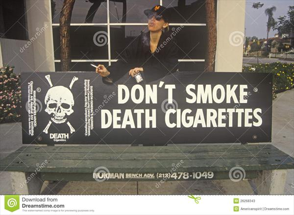 Bronchitis Emphysema: Death by Cigarettes Don-t-smoke-death-cigarettes-sign