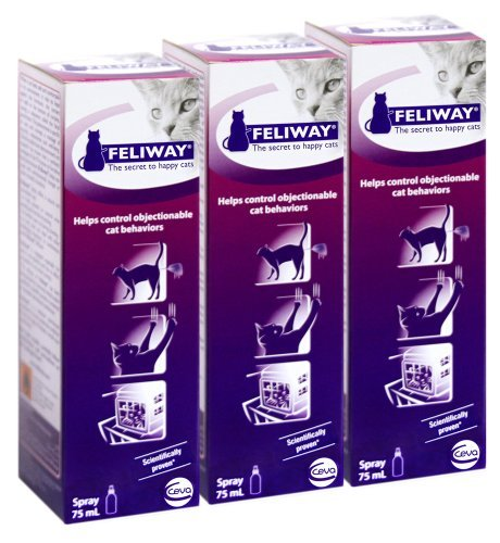 Real Pheromone Cologne and All about Pheromone Spray  Feliway-behavior-modification-spray-ml-pack