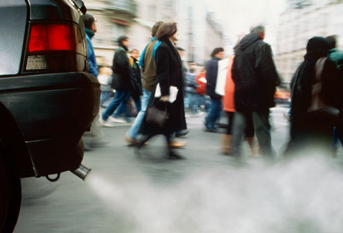 Smoke Cause Bronchitis: Effects of Secondhand Smoke Webmd Getty-rm-photo-of-car-exhaust