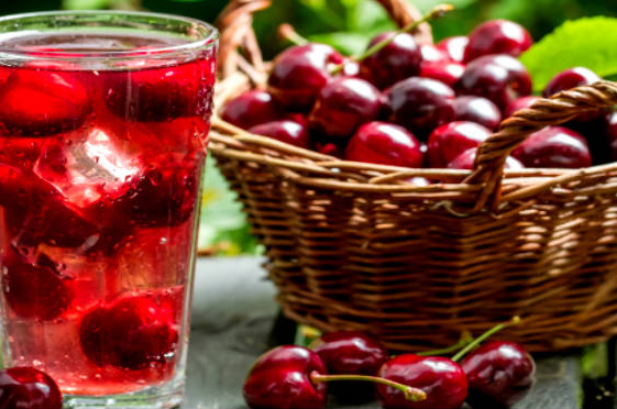 Cherry Juice and Gout Gout-cherry-juice