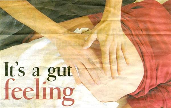 What Causes Gout Gut-feeling