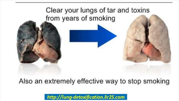 Medication Causes of Bronchitis: Coughing After Quitting How-to-detox-the-lungs