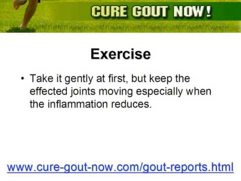 How to Cure Gout Fast Hqdefault6774
