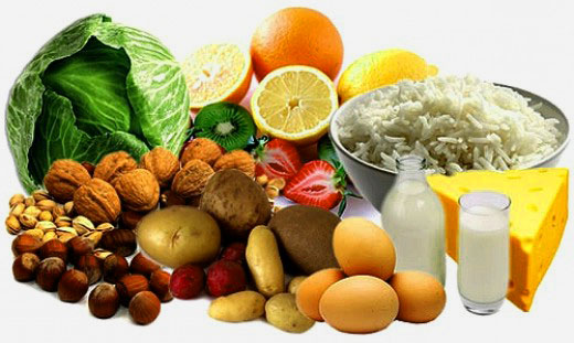 Gout Swelling Low-purine-diet