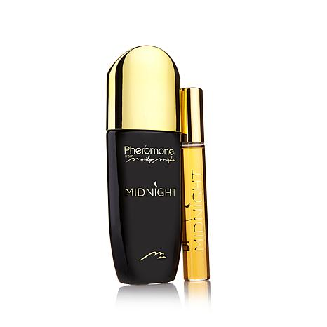 Pheromones Perfume Review and Euphoria Pheromones Marilyn-miglin-pheromone-midnight-fragrance-duo-d