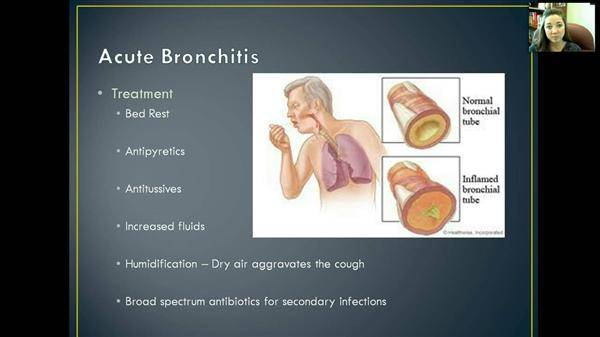 Chronic Bronchitis Throat and Bronchitis Signs and How  Maxresdefault158