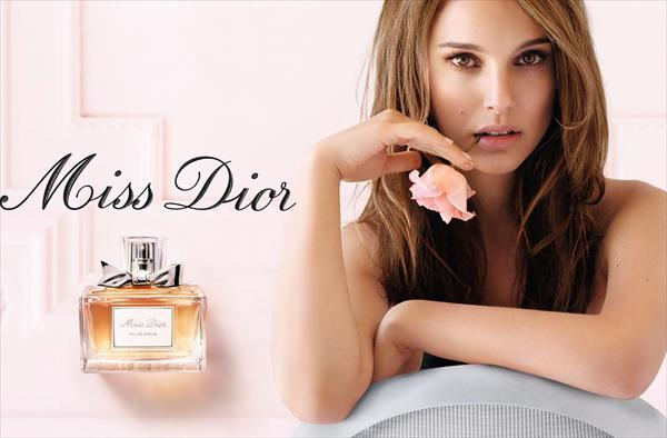 Perfumes and the Women Who Love Them Missdior